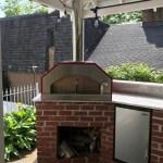 Countertop + Rossofuoco oven 2