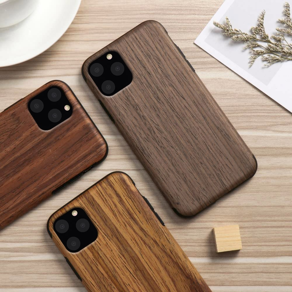 coque iphone grain de bois