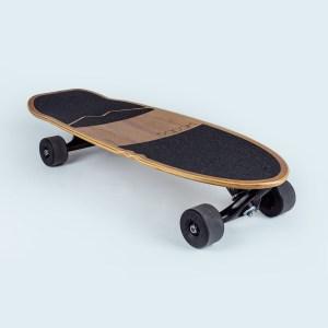 Skateboard cruiser en bois