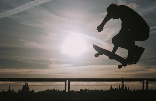 Sky's the limit… Rider : vladislav.