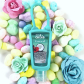 Mini Cutie hand gel with Easter candy