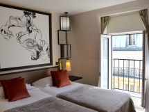 Checked In Hotel Balmoral Paris - Wood And Luxe