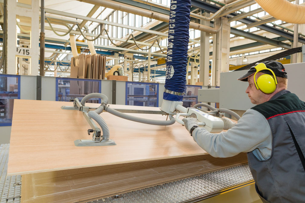 Schmalz to showcase Clamping and Handling technologies at Holz