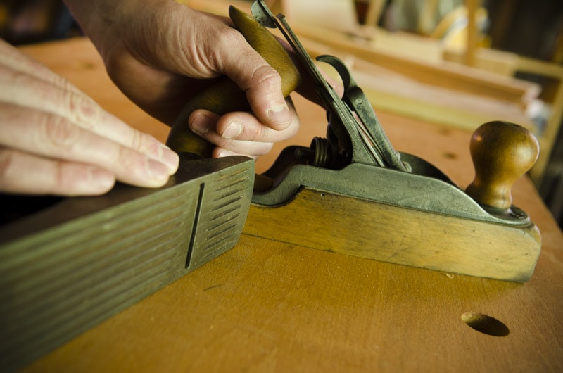 How To Set Up Hand Plane