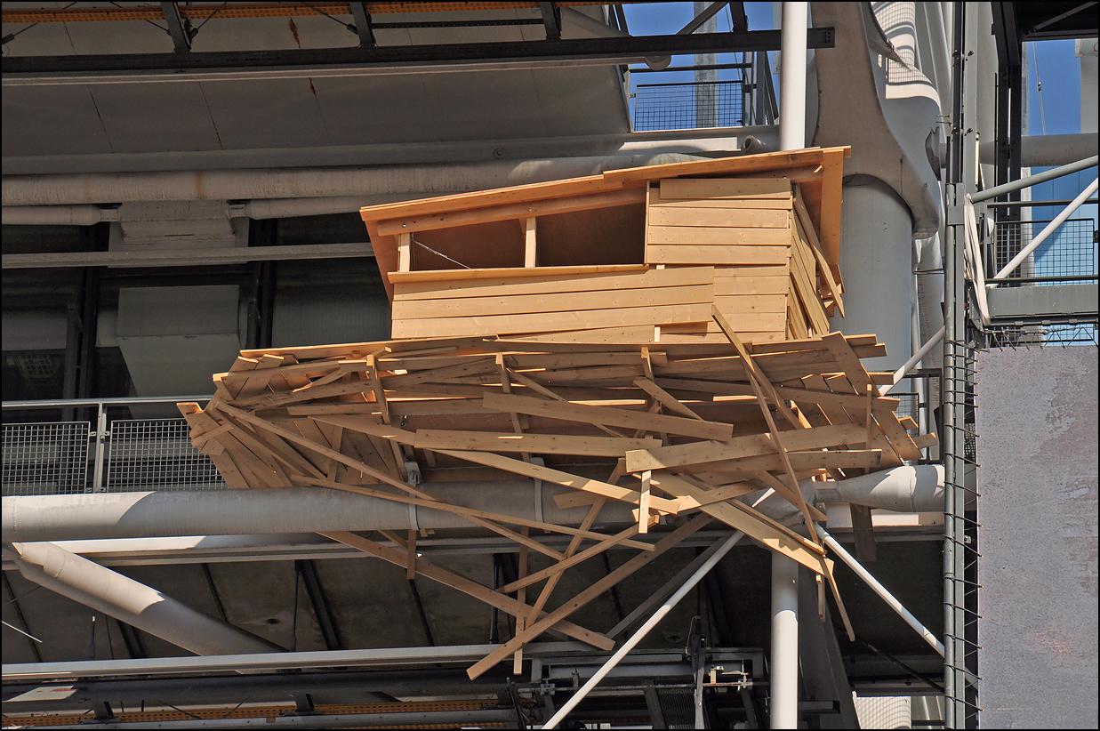 Artist Profile TADASHI KAWAMATA Legno Architettura Design