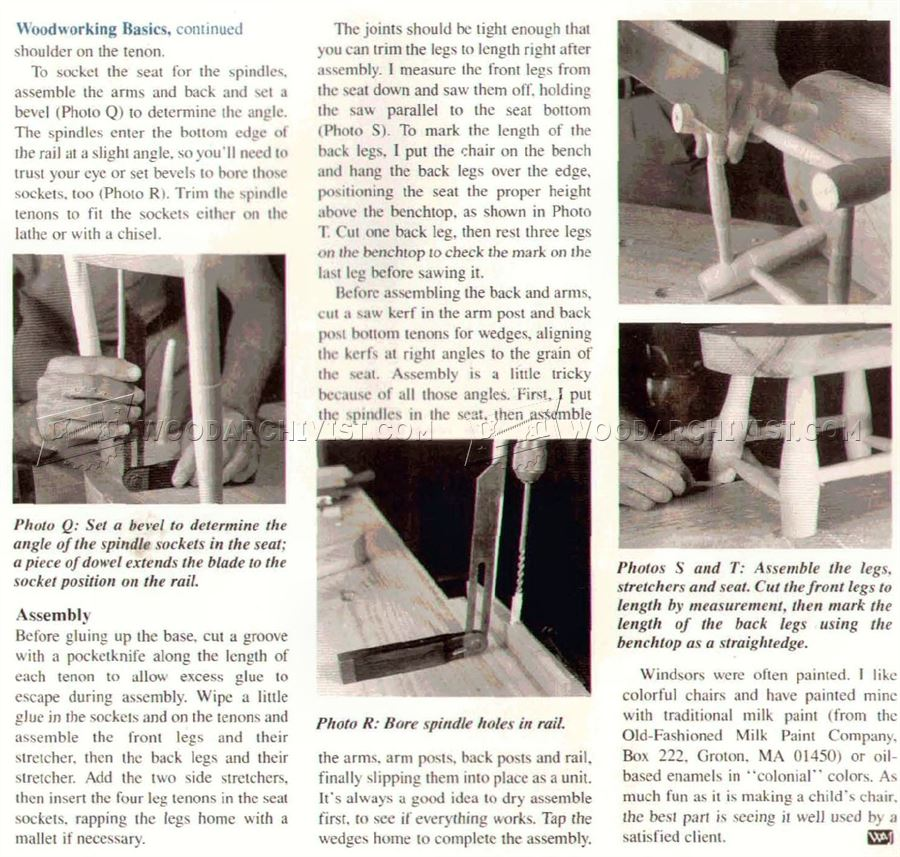 stackable outdoor chairs steel chair wrestling magazine children's windsor plans • woodarchivist