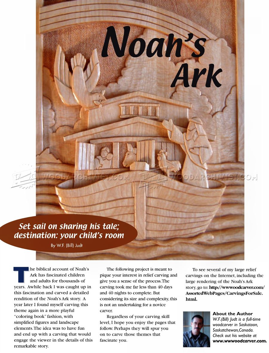 Wood Carving Roughouts Canada