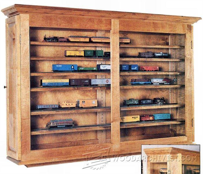 kitchen table legs grey wood display case plans • woodarchivist