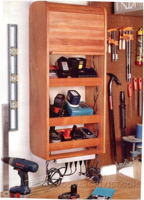 Outdoor Tool Storage