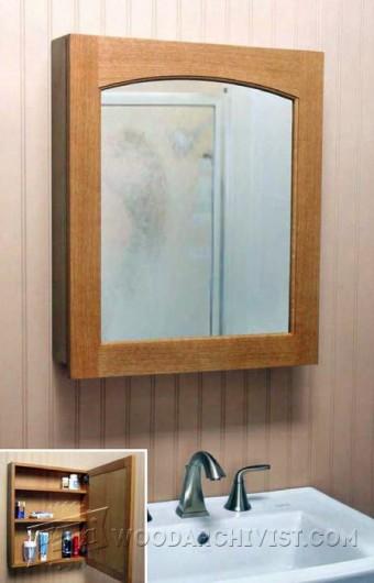 Bathroom Vanity Plans Woodarchivist