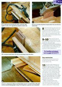 Sewing Box Plans  WoodArchivist