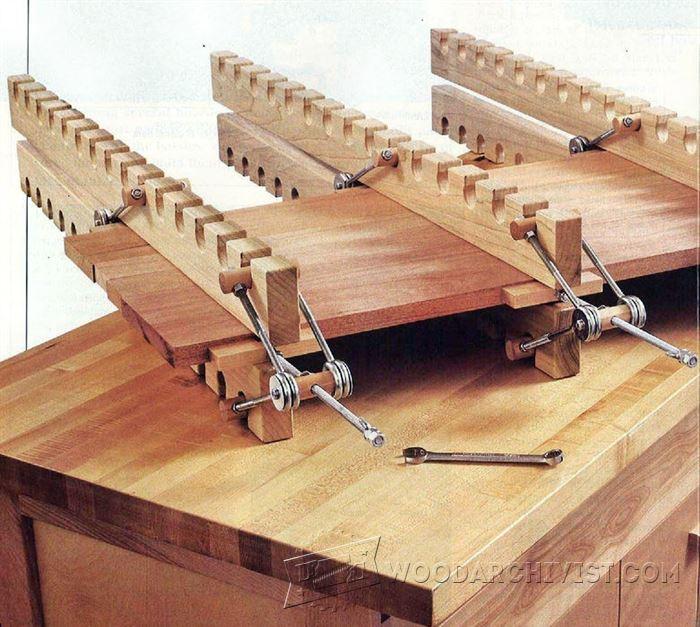 644 DIY Panel Clamps WoodArchivist