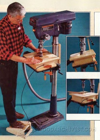 891 DIY Spindle Sander  WoodArchivist