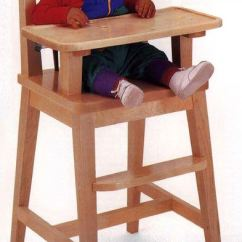 Table Chair For Toddlers Build An Adirondack High Plans • Woodarchivist