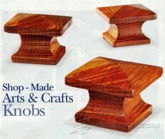 DIY Wooden Drawer Pulls  WoodArchivist