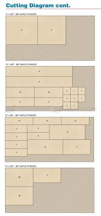 Wall Cabinet Router Table Plans  WoodArchivist