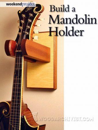 DIY Guitar Stand  WoodArchivist