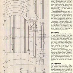 How To Build An Adirondack Chair Go With Me Folding Plans Woodarchivist