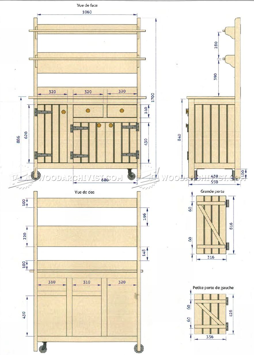 Outdoor Potting Bench Plans Woodarchivist