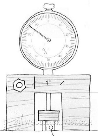 DIY Height Gauge • WoodArchivist