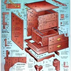 Circular Sofa Chair Antique Wicker Chairs Queen Anne File Cabinet Plans • Woodarchivist