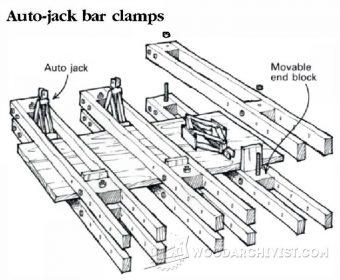 Shopmade Clamping Cauls • WoodArchivist