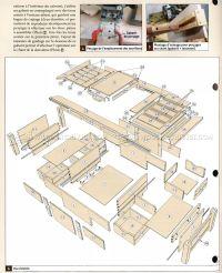 Coffee Table Plans  WoodArchivist