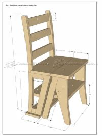 Chair Step Stool | Chairs Model