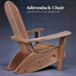 Folding Chairs With Footrest Doll Table And Adirondack Rocking Chair Plans • Woodarchivist