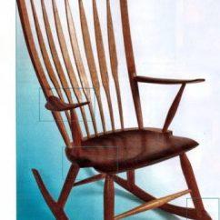 Children Rocking Chairs Barber Wholesale Windsor Chair Plans • Woodarchivist