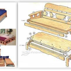 Sofa Glue Band Rolf Benz Freistil 180 Futon Bed Plans • Woodarchivist