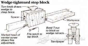 Micro Adjuster Jig • WoodArchivist