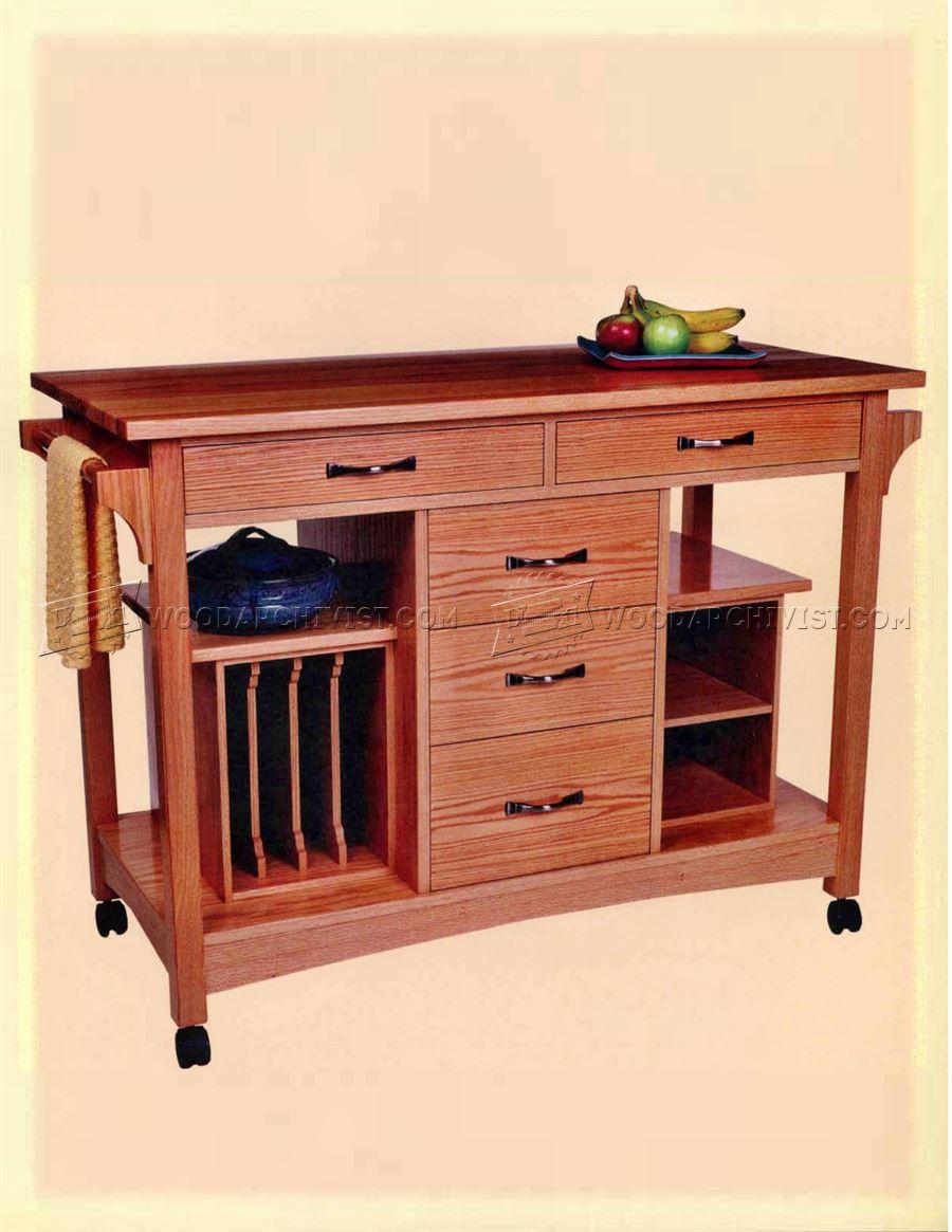 kitchen work station simple island plans woodarchivist