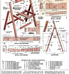 folding table schematic wiring diagram show folding table schematic [ 900 x 1137 Pixel ]