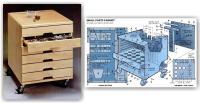 Hardware Storage Cabinet Plans  WoodArchivist