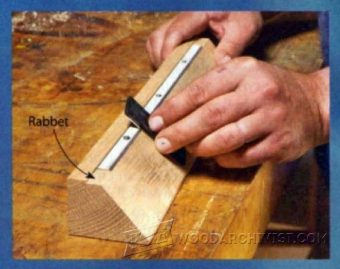 Planer Sled Plan  WoodArchivist