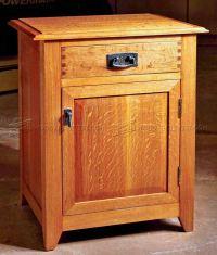 DIY Nightstand  WoodArchivist