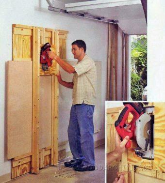 DIY Vertical Panel Saw  WoodArchivist