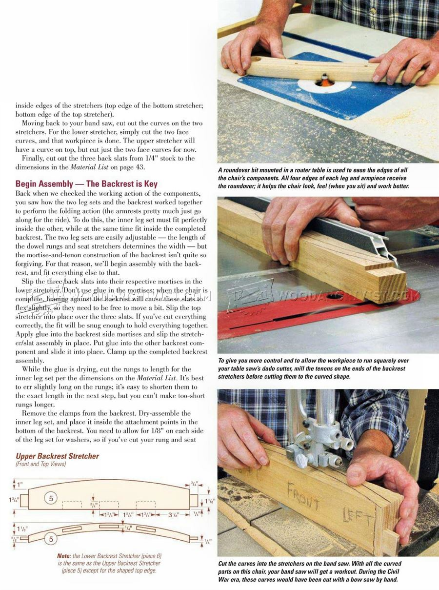 adirondack wooden chair plans reclining accent canada civil war • woodarchivist
