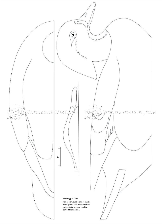 Duck Carving  WoodArchivist