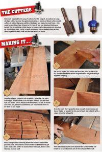 Pigeonhole Rack Plans  WoodArchivist