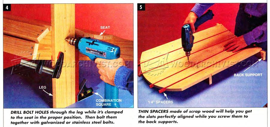 adirondac chair plans glider rocker classic adirondack • woodarchivist