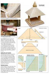 DIY Bird Feeder  WoodArchivist