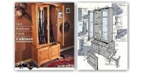Gun Cabinet Plans For Free | AndyBrauer.com