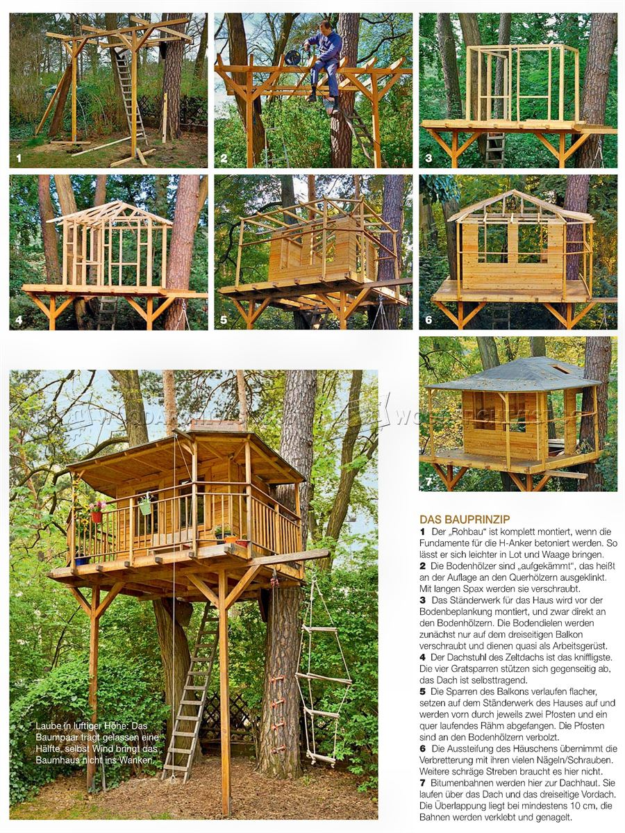 wood hand chair thomas jefferson swivel diy treehouse • woodarchivist