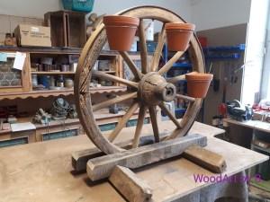 Wagenrad by WoodArt