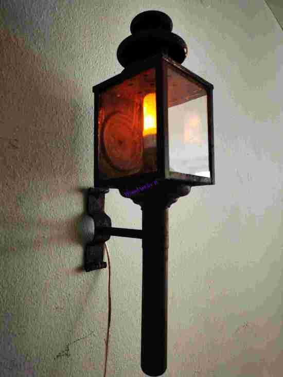 Kutschenlampe
