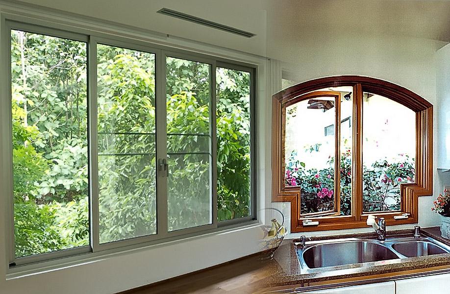 Custom quality wood and metal doors and windows  quality