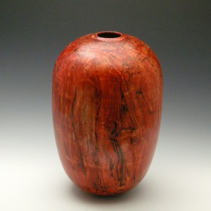 Red Spalted Maple