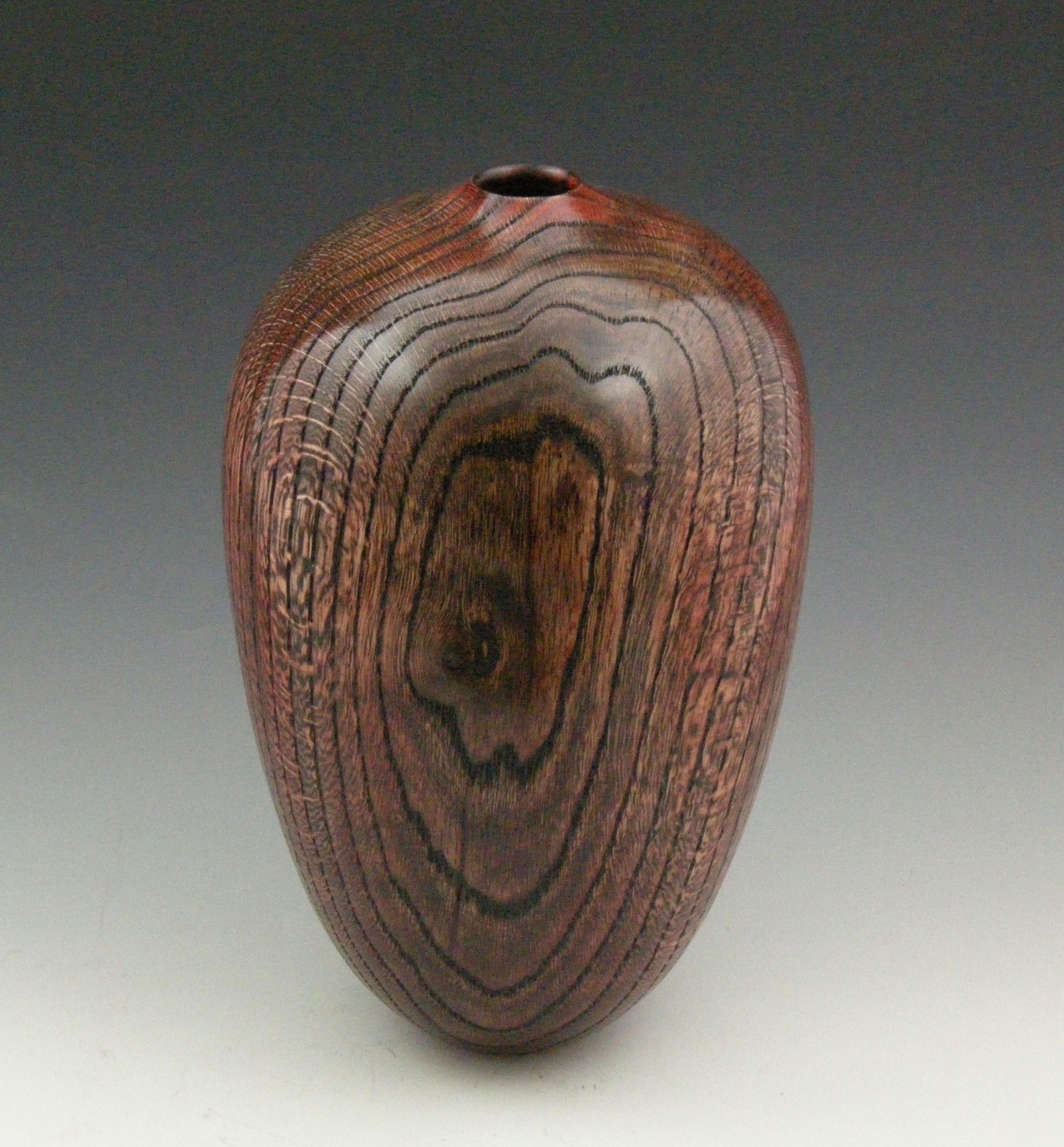 Autumn Oak Vessel, View 2